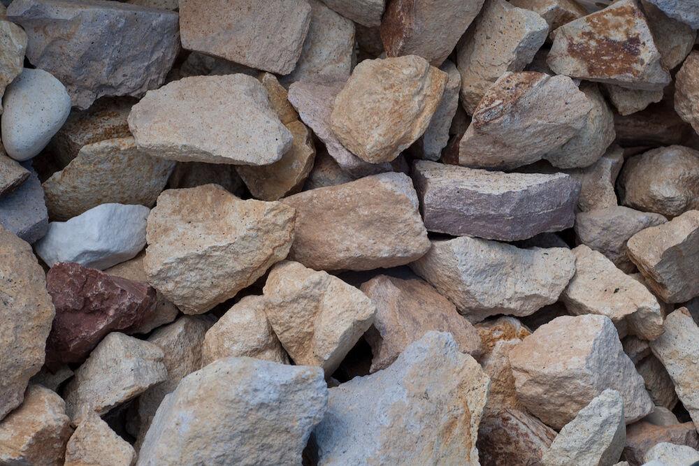 riolit sziklakerti kő