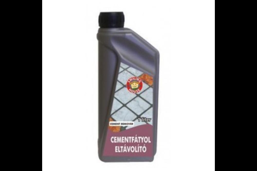 Cementfátyol Eltávolító