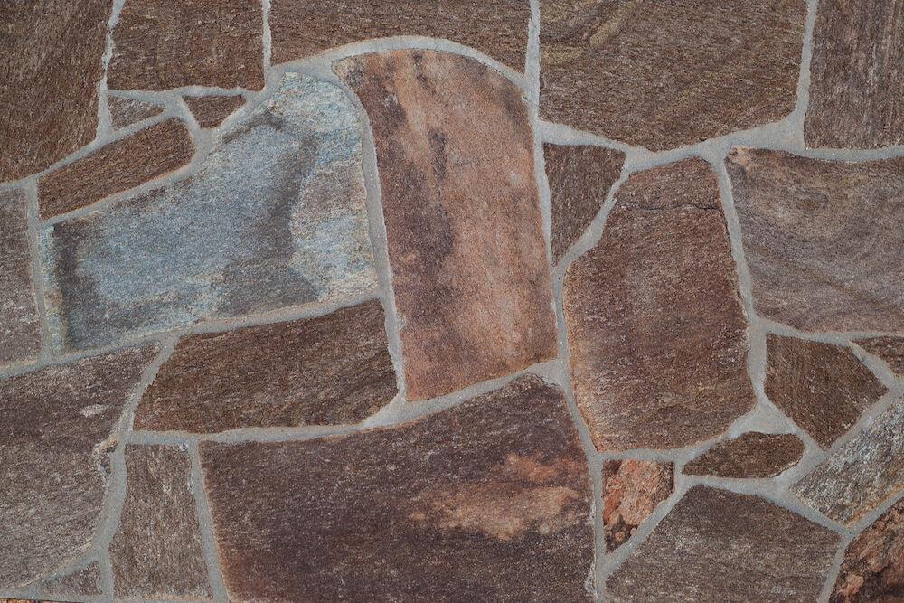 bolgár szabálytalan kő lapok