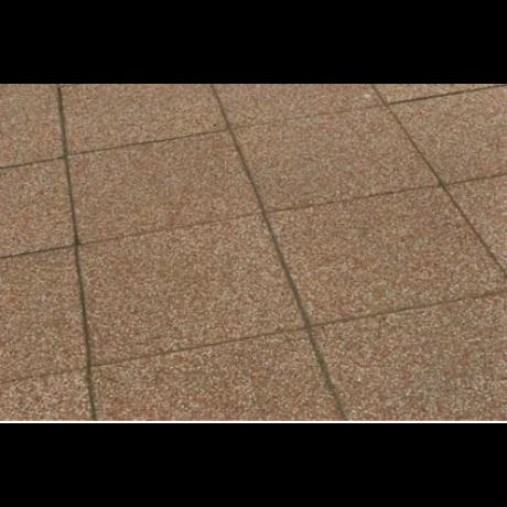 Járdalapok Mosott felülettű, kevert zúzalékos